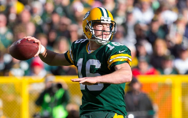 Scott Tolzien will be the Packers starting quarterback in Week 11. (USATSI)