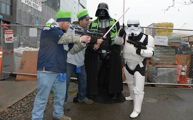 Fans will have to hope the force is on their side if they want tickets to the NFC title game. (USATSI)