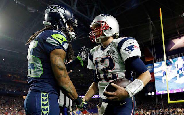 Richard Sherman: Tom Brady's suspension should raise red flags