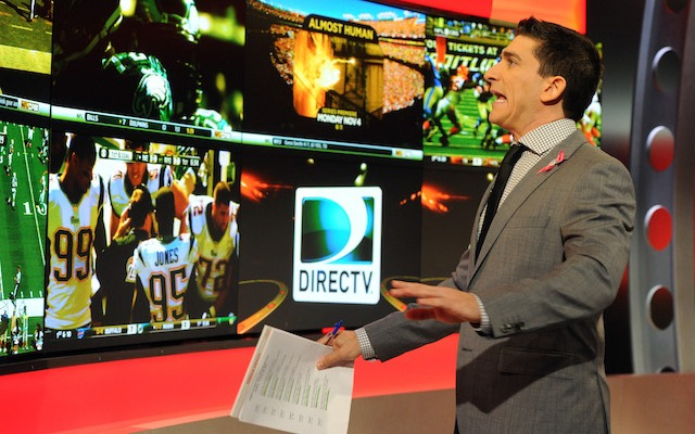 The DirecTV 'Sunday Ticket' package looks like it's going to stay on DirecTV. (USATSI)