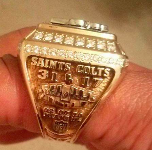 Nfl Super Bowl Ring Worth