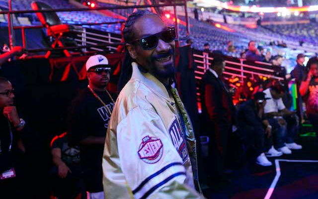 Snoop Dogg really wants the Steelers to fire their offensive coordinator. (USATSI)