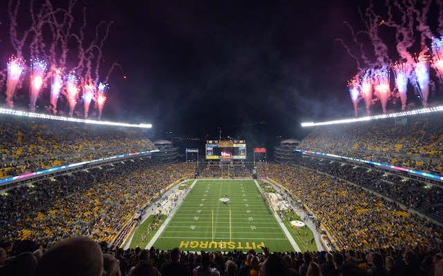 The Steelers have been having trouble getting fans to show up for home night games. (USATSI)