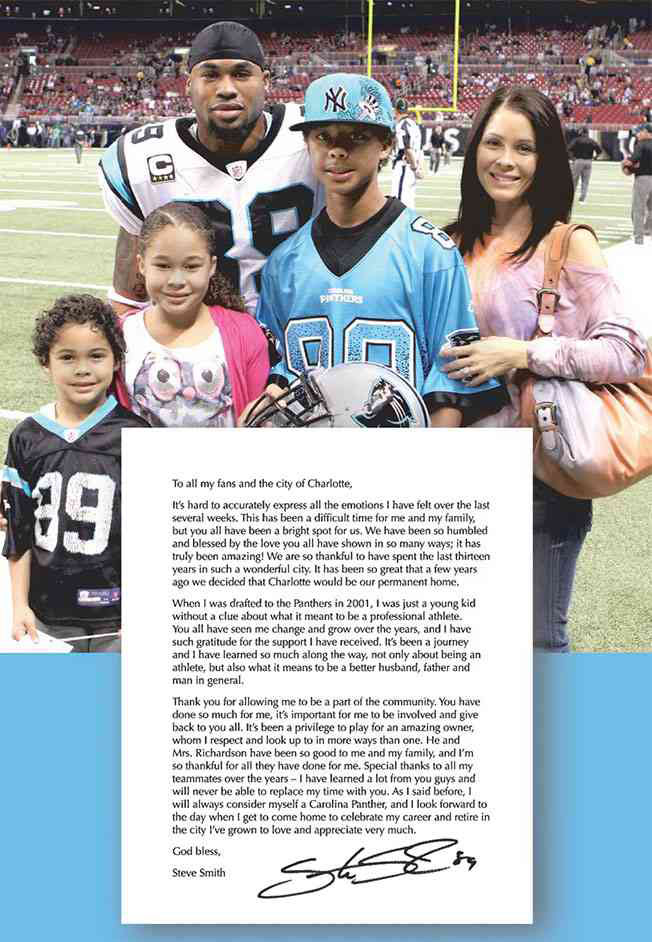 The full Steve Smith newspaper ad.