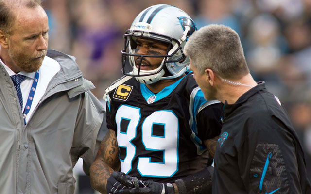 Steve Smith says he was walking away after 2014 ... before Carolina released him.