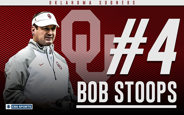 Bob Stoops got his swagger back in 2015. (CBS Sports Graphic)