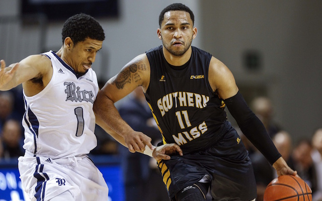 Rasham Suarez will not suit up for Southern Miss again. (USATSI)