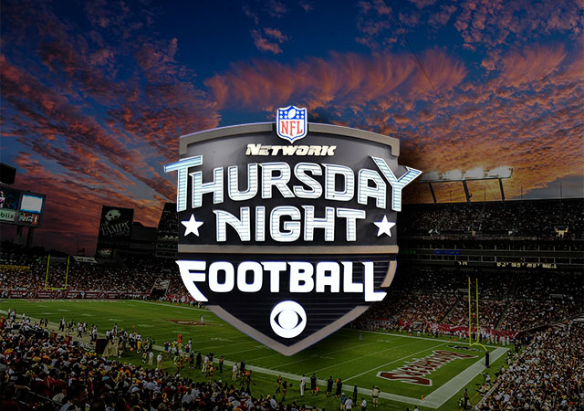 2015 Nfl Thursday Night Football Television Schedule On Cbs Nfln Cbssports Com