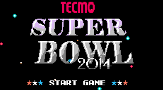 Tecmo Bowl 2014 is here and it is glorious.
