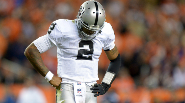 The NFLPA wants to know what happened with Terrelle Pryor on Monday. (USATSI)