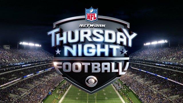 Cbs Nfl Network Reveal New Thursday Night Football Logo Cbssports Com