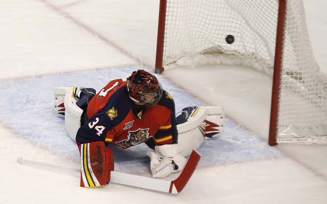 Tim Thomas Traded To Stars Day After Panthers Land Roberto Luongo