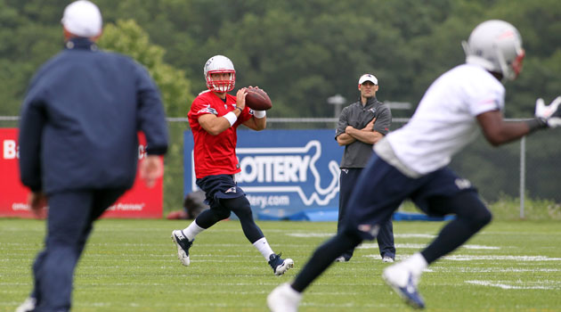 newest baed5 42972 Patriots announce Tim Tebow signing; two years, no guarantee ...