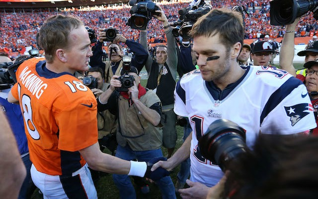 Are these two of the three greatest players of all-time? (USATSI)