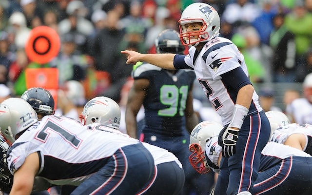 Tom Brady is the sixth-smartest quarterback in the NFL, according to Richard Sherman. (USATSI)