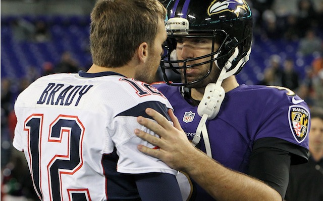 'Hey Tom, you know something, if I can't win the Lombardi Trophy this year, I want you to win it.' (USATSI)