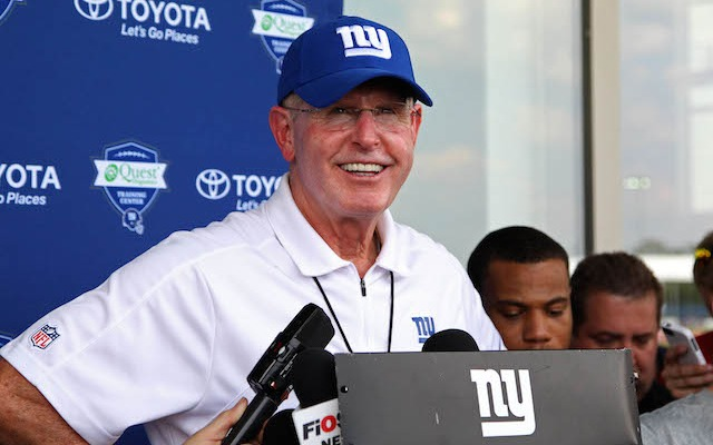 Tom Coughlin has a simple solution for the NFL's extra point problem. (USATSI)