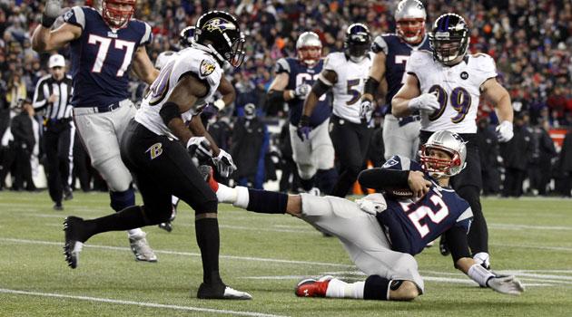 Tom Brady Fined 10K For Kick To Ed Reed