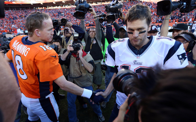 Tom Brady won't be watching SB XLVIII.