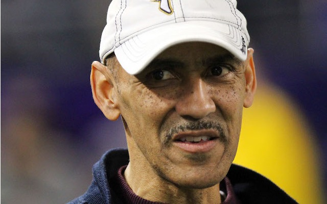 Tony Dungy calls the Lions job is the 'perfect situation' for a coach. (USATSI)