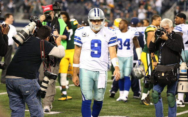 Tony Romo expects to be 100 percent healthy by the time training camp starts. (USATSI)