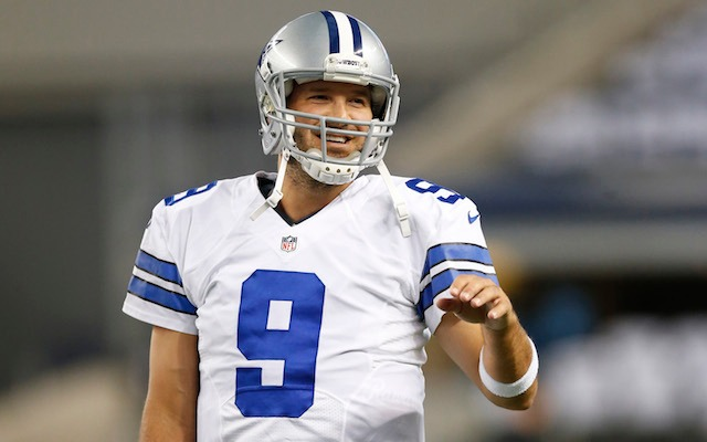 Can Tony Romo lead the Cowboys to the playoffs for the first time since 2009? (USATSI)