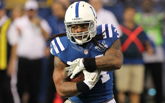 It appears as though we'll be seeing even less of Trent Richardson. (USATSI)