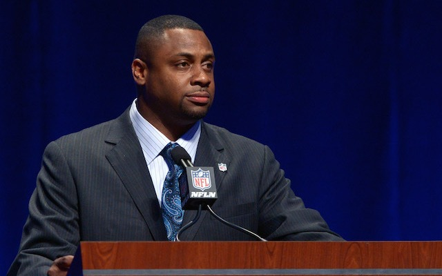 Troy Vincent had a 15-year NFL career before joining the league office. (USATSI)