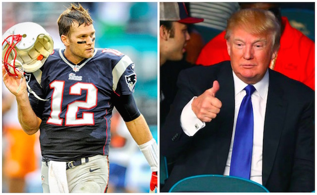 separation shoes 3a792 35535 Donald Trump thought the Patriots were a bad investment in ...