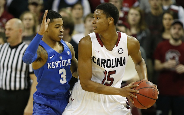 Tyler Ulis had an absolutely terrific game against South Carolina. (USATSI)