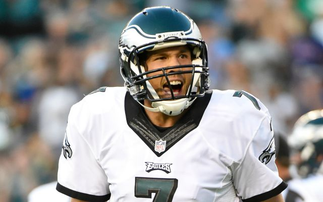 Sam Bradford will be the Eagles' quarterback in 2016. (USATSI)