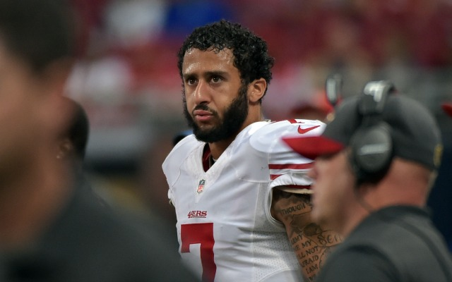 Report: Texans, Browns interested in trading for Colin Kaepernick