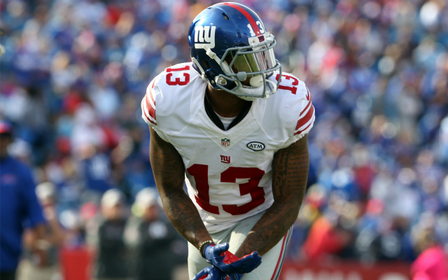 Bills players rip 'prima donna' Odell Beckham for throwing punches
