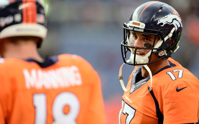 Brock Osweiler's time is now, the only question is where will he play in 2016. (USATSI)
