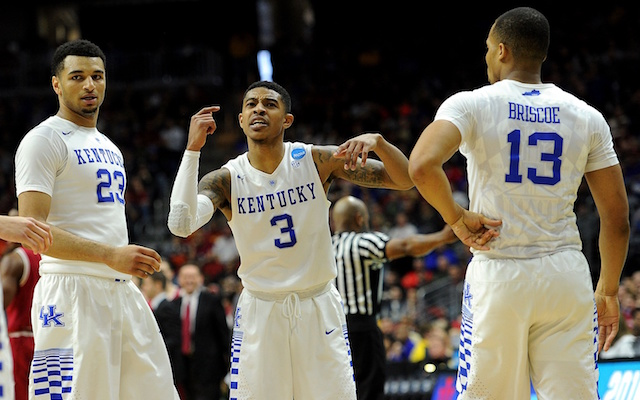 Kentucky Wildcats Basketball 2018 Sec Matchups Revealed: Kentucky's Tyler Ulis May Be One Of The Grittiest Players