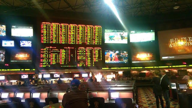 Will Las Vegas sportsbooks lose if the Patriots win? (CBSSports.com)