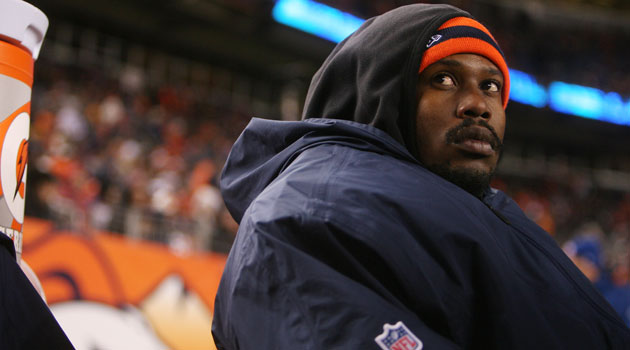 Von Miller did not appear in court Monday morning. (USATSI)