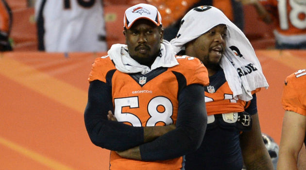 Von Miller says he doesn't 'have a substance-abuse problem.