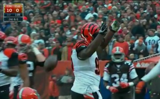wallace gilberry sacks johnny manziel and busts out money