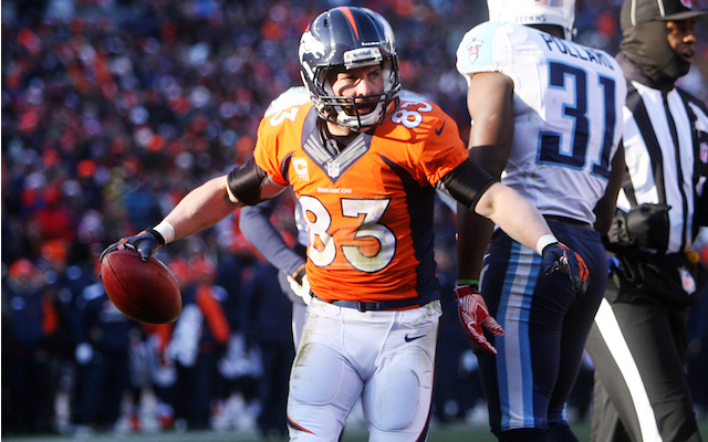 Wes Welker proved to be one of the best signings of the offseason. (USATSI)