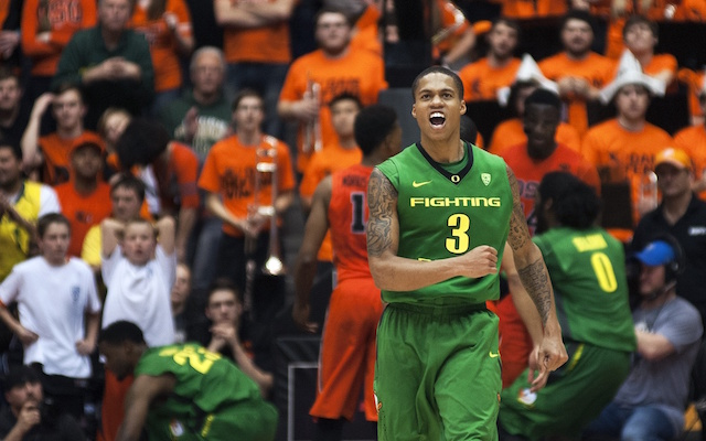 Joseph Young is the Pac-12 Player of the Year award winner. (USATSI)