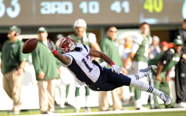 Aaron Dobson caught 37 passes for 519 yards and four touchdowns last season. (USATSI)