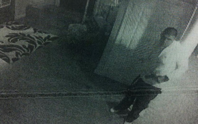 Seized evidence from Hernandez's home includes video that allegedly shows him with gun. (USATSI)