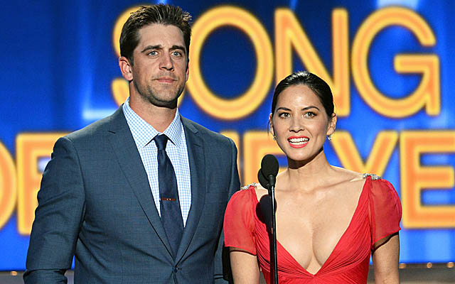 Aaron Rodgers and Olivia Munn are reportedly dating now.