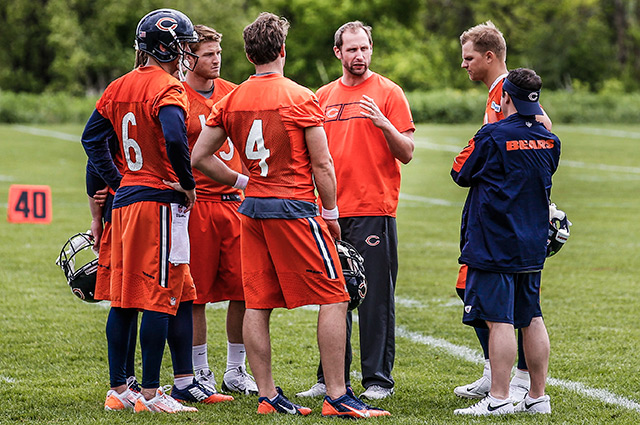 Jay Cutler fully supports new Dolphins coach Adam Gase. (USATSI)