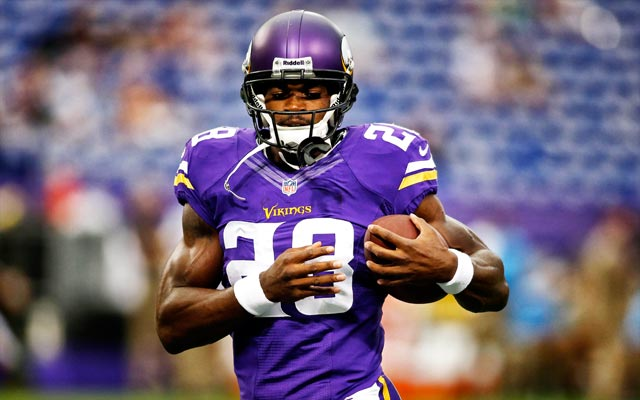 Adrian Peterson is expected to play this week. (USATSI)