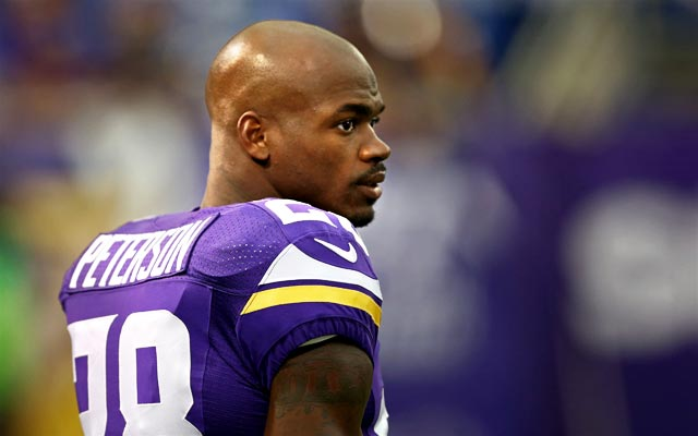 Adrian Peterson's 2014 season is over, but is his NFL career? (Getty Images)