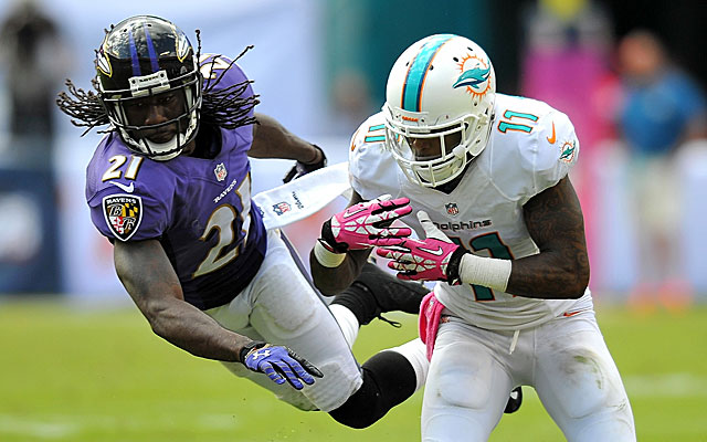 The Ravens and Dolphins own the vast majority of AFC wild card scenarios.