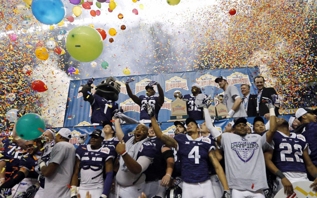 The best bowl of the 2015-16 season was played on the final day. (USATSI)
