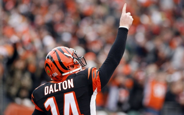 Andy Dalton will have to play better to get this team through the playoffs. (USATSI)
